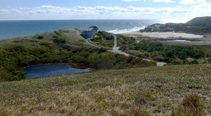The 2013 Breach Of Ballston Beach In North Truro On Cape Cod