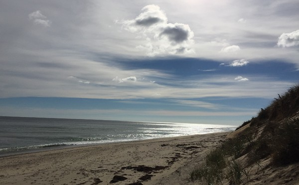 Early Morning At Coast Guard Beach On Cape Cod