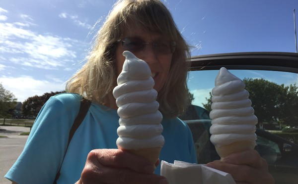 Awesome Ice Cream Cones On Cape Cod!