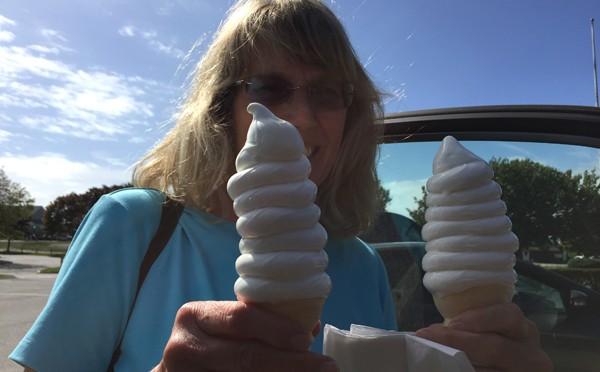 Awesome Ice Cream Cones On Cape Cod!