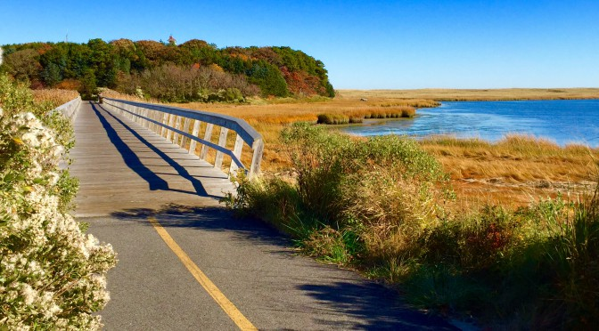 Bridge To Coast Guard Beach In Eastham On Cape Cod