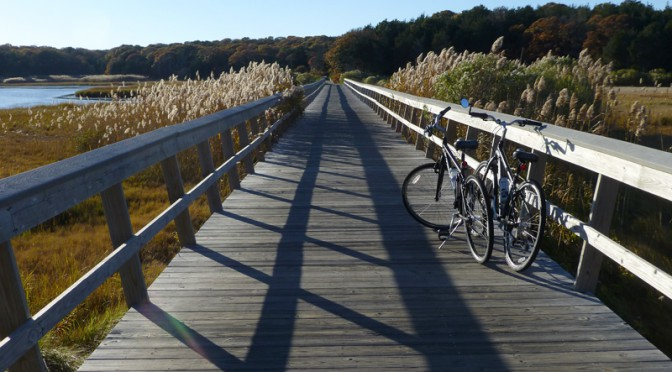 Great Bike Ride To Coast Guard Beach In Eastham On Cape Cod