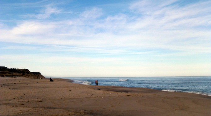 Gorgeous Day For A Walk On Coast Guard Beach In Eastham On Cape Cod
