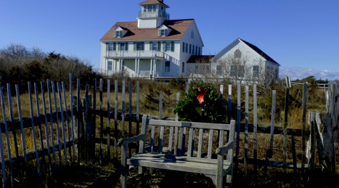 Merry Christmas To All From The Coast Guard Station In Eastham On Cape Cod