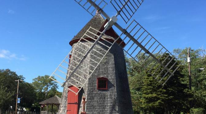 The Eastham Windmill On Cape Cod Has Such History!