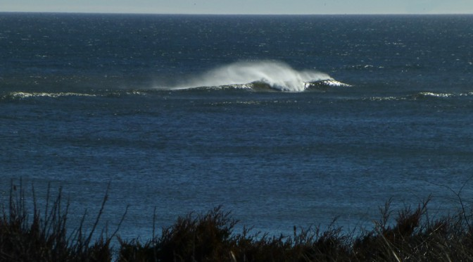 The Wind And The Waves Were Spectacular On Cape Cod