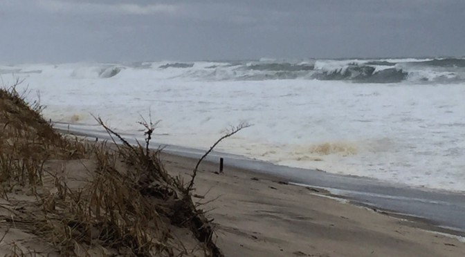 Nauset Beach Waves In Orleans On Cape Cod Were Spectacular!
