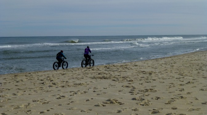 Fat-Tire Beach Biking Looks Like Great Fun On Cape Cod