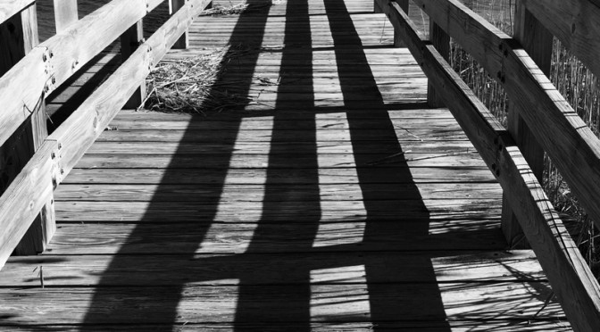 Cool Black And White Bridge At Rock Harbor On Cape Cod