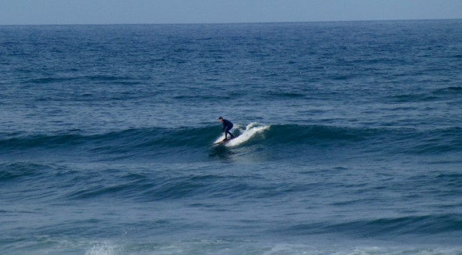 Gorgeous Day For Surfing At Nauset Beach On Cape Cod