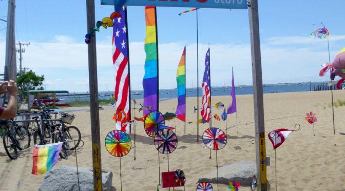Fun Kite Store In Provincetown On Cape Cod