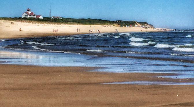 Coast Guard Beach On Cape Cod Is Pristine