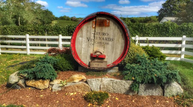 Truro Vineyards On Cape Cod Is A Fun Place To Visit
