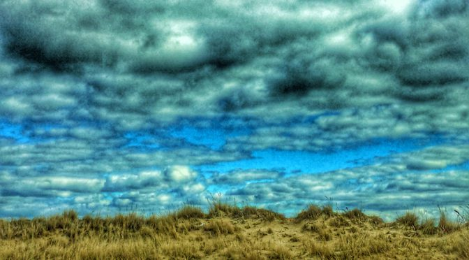 Spectacular Skies At First Encounter Beach On Cape Cod