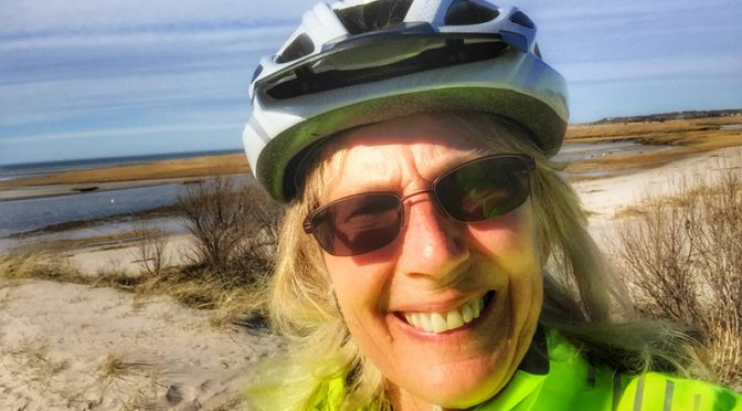 Glorious Day For A Bike Ride On Cape Cod!
