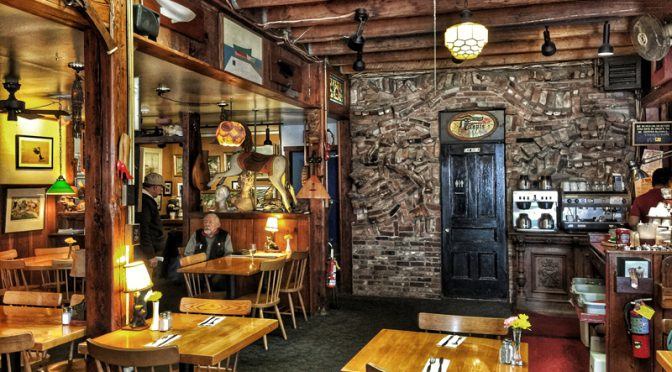Napi's Restaurant In Provincetown On Cape Cod Is Quite The Place To Visit!