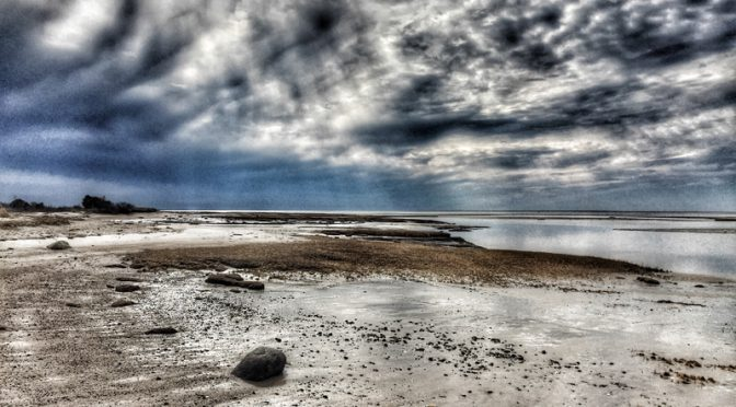 Boat Meadow Beach Before The Storm On Cape Cod