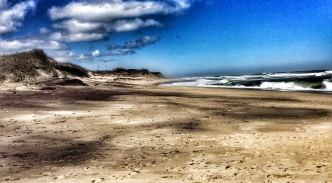 Coast Guard Beach On Cape Cod Looks So Different From A Month Ago