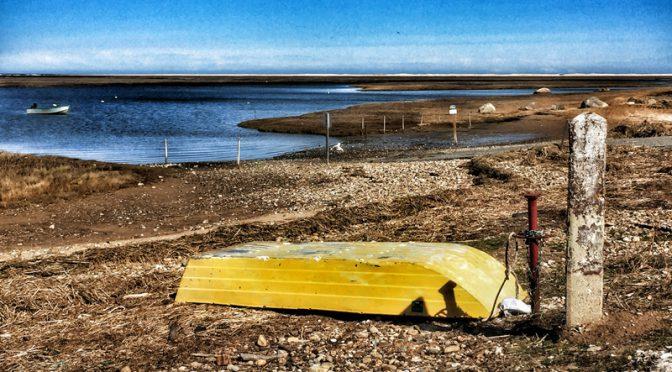 Hemenway Landing Nauset Marsh On Cape Cod On A Spring Morning