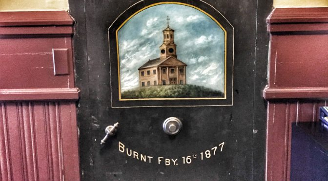 Provincetown's Original Town Hall Safe On Cape Cod