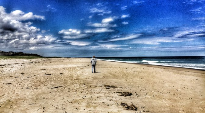 Perfect Day For A Walk At Nauset Beach On Cape Cod
