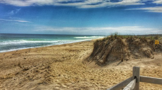 Nauset Beach On Cape Cod Was Gorgeous