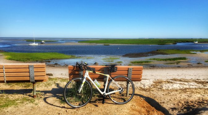 A Glorious Day For Biking On Cape Cod