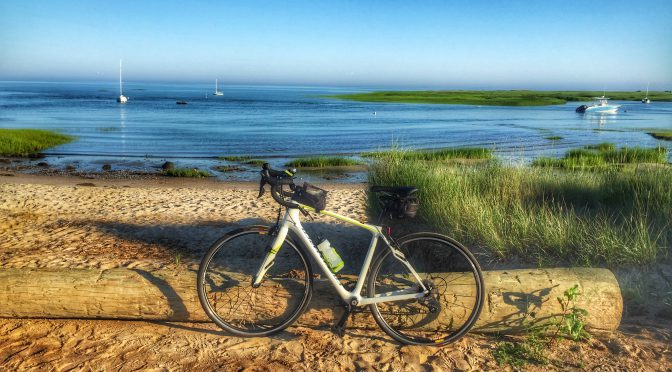 Love That Early Morning Bike Ride On Cape Cod!