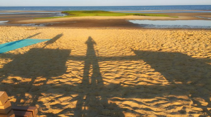 The Shadows Are Getting Longer On Cape Cod