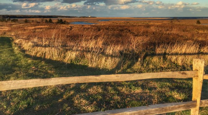Fort Hill In Eastham On Cape Cod Has Awesome Views!
