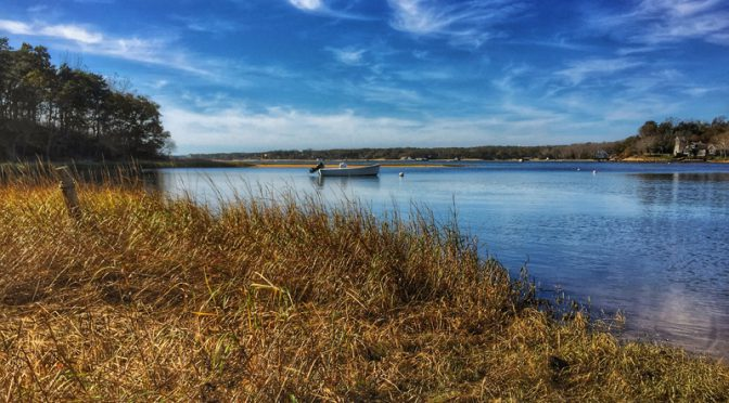 Pleasant Bay Was Picture Perfect On Cape Cod