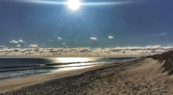 Nauset Beach On Cape Cod Was Gorgeous Yesterday Morning
