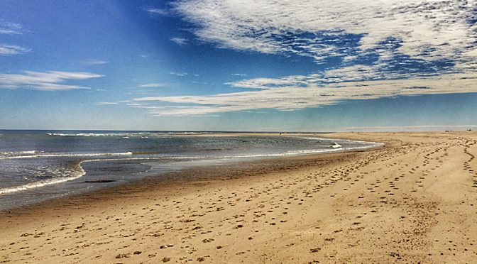 When the Sun Comes Out, Go To Coast Guard Beach On Cape Cod!