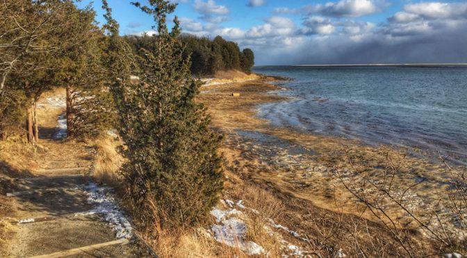 Cedar Bank Links Golf Course On The Salt Pond Trail On Cape Cod