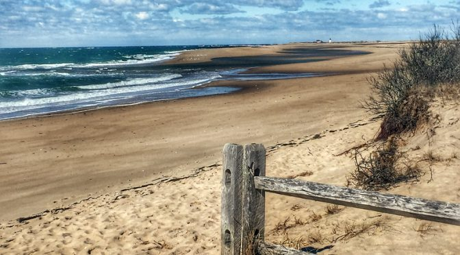 Race Point In Provincetown On Cape Cod Was Spectacular