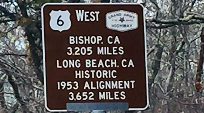 Provincetown, Massachusetts To California Is A Long Way!