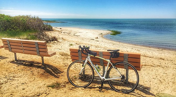 Glorious Day For A Bike Ride On Cape Cod