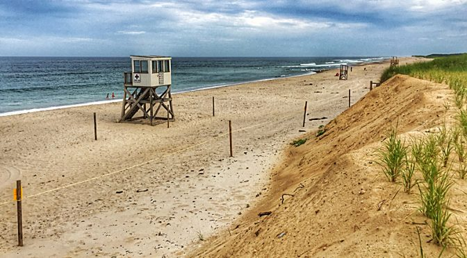 Nauset Beach In Orleans On Cape Cod