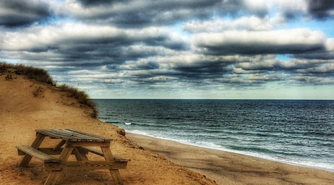 Newcomb Hollow Beach In Wellfleet On Cape Cod Was Spectacular!
