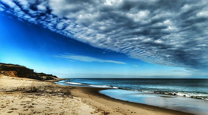 Coast Guard Beach On Cape Cod In Horizontal or Vertical?