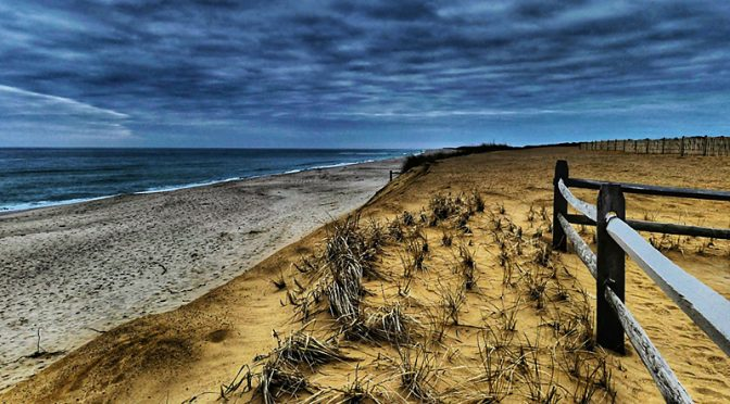 Nauset Beach On Cape Cod Is Changing With Lots Of New Sand!