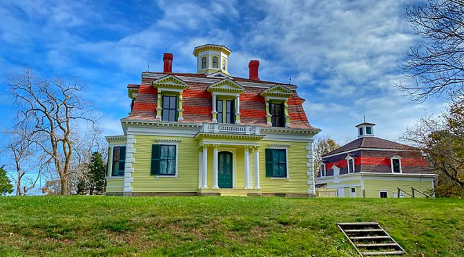 The Captain Penniman House In Eastham On Cape Cod Is Renovated And Gorgeous!