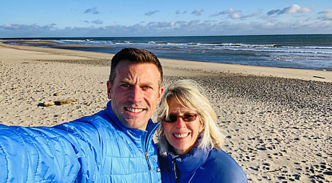 Holiday Family Time At Nauset Beach On Cape Cod!