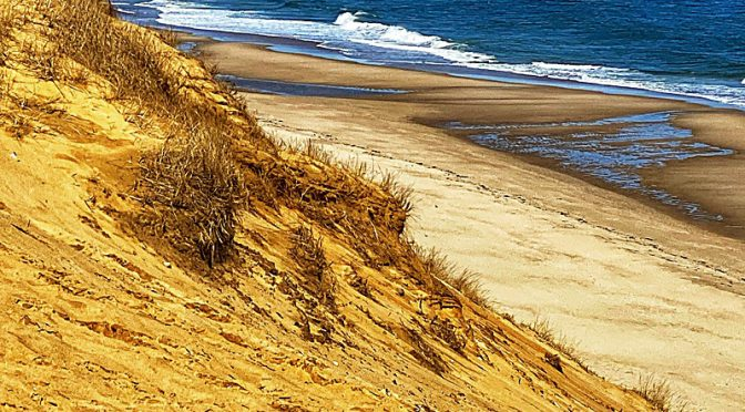 White Crest Beach In Wellfleet On Cape Cod Is Spectacular!
