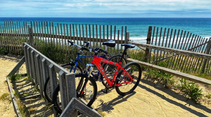 Biking On Cape Cod Is Always Spectacular!