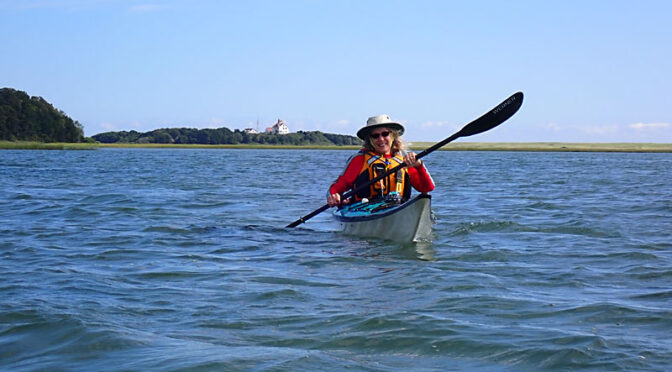 Kayaking Nauset Marsh On Cape Cod Is Awesome!