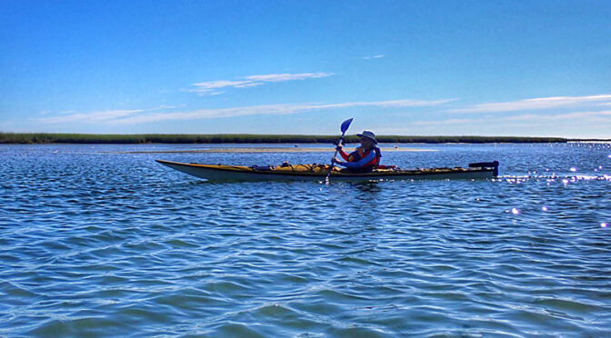 So Much Fun Kayaking On Cape Cod!