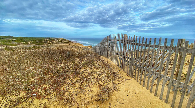 Gorgeous View Overlooking Marconi Beach On Cape Cod!