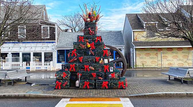 Happy Holidays From Provincetown On Cape Cod!