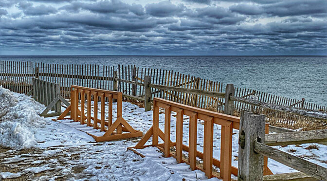 Waiting For Spring On Cape Cod…